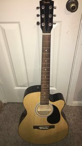Fender FA-135CE Acoustic-Electric Guitar in Houston, Texas