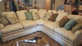 Shabby Chic Sectional Couch in Liberty, Texas