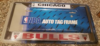 NBA auto tag frame in Bel Air, Maryland