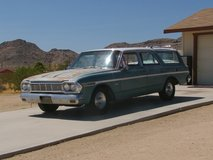 1965 RAMBLER 770 WAGON CROSS COUNTRY CLASSIC ! in Yucca Valley, California