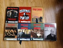 Sopranos (Complete DVD Series!) in Bolling AFB, DC