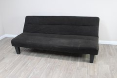 Black Futon in CyFair, Texas