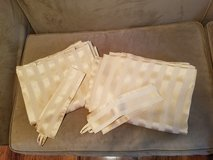 Like NEW! Golden Yellow Curtains in Clarksville, Tennessee