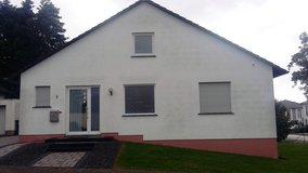 Nice Single-Family House in Speicher for Rent in Spangdahlem, Germany