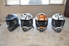 Dirt Bike Helmets in Colorado Springs, Colorado