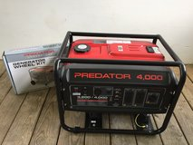 Generator 4000 with 1 year warranty in Moody AFB, Georgia