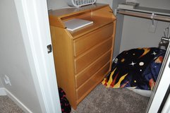 Dresser in Fort Carson, Colorado