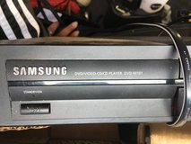Samsung DVD player m101 in Sandwich, Illinois