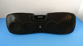 Logitech Rechargeable Speaker for iphone/ipod dock and Bluetooth Speakerpeaker in Quantico, Virginia