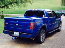 F -150  2009 - 2014 Ford OEM Bed Bed Cover in Elizabethtown, Kentucky