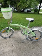Miami citizen foldable bike new in Yorkville, Illinois