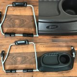 BOB Duallie Stroller Graco Car Seat Adapter/BOB Double Stroller Snack Tray in Oceanside, California