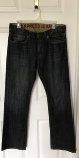 Mens/teens Express jeans size 31x32 in Naperville, Illinois