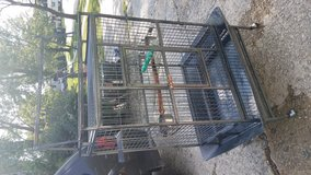 Large bird Cage $150 OBO in New Lenox, Illinois