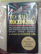 1st edition to kill a mockingbird 1962 in Fort Rucker, Alabama