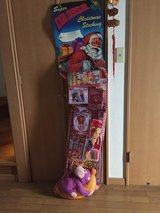 7foot size Christmas Stocking in Okinawa, Japan