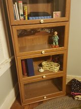 Wooden 4 Tier Display Case in Fort Riley, Kansas