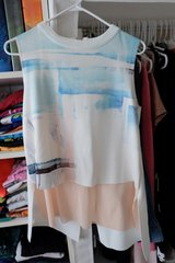 Zara Pastel Sleeveless Top in Okinawa, Japan