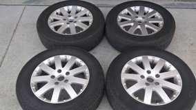 Chrysler Town & Country Wheels and Tires in Travis AFB, California