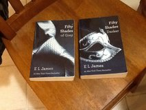 Fifty shades of gray and fifty shades darker in 29 Palms, California