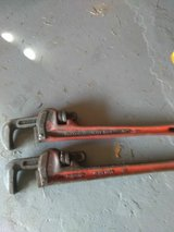 Rigid pipe wrench's in Cleveland, Ohio