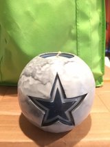 Dallas Cowboys candle in Okinawa, Japan