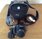 FUJIFILM DIGITAL CAMERA AND ACCESSORIES in Lakenheath, UK