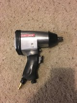 "1/2"" Drive Craftsman Pneumatic Impact Wrench in Ramstein, Germany"