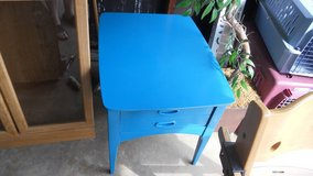 refinished vintage side table in Sandwich, Illinois