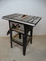 10'' Table Saw - Works in Pearland, Texas