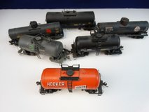 6 - Tanker cars in Pearland, Texas