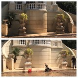 Spic and span pressure washing in Tomball, Texas
