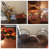Fall decoration bundle of 17 items in Perry, Georgia