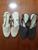 2 Brown and Beige Shoes in Pearland, Texas