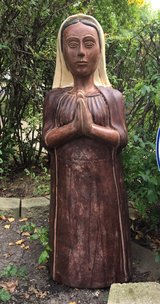 : )4 FOOT Beautiful Yard Statue >mexican art in Bolingbrook, Illinois