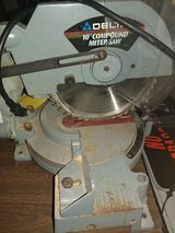 Compound mitter saw in Eglin AFB, Florida