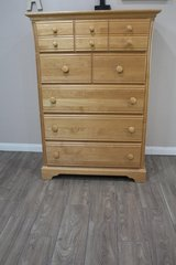 Solid Wood Chest of Drawers in Conroe, Texas