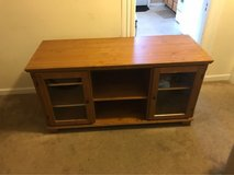 brown wooden cabinet in Travis AFB, California