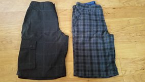 Boys Size 18 Tony Hawk brand shorts - 2 pairs in Naperville, Illinois