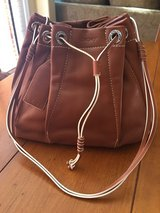 DKNY Drawstring Leather Bag in Naperville, Illinois