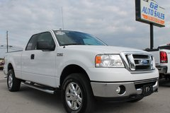 2007 Ford F150 XLT Ext Cab 4X4 ONE OWNER #10705 in Elizabethtown, Kentucky