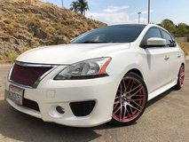 2013 Nissan Sentra SR custom in 29 Palms, California
