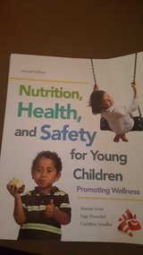 Chld 14 Textbook, Nutrition, Health, and safety in Barstow, California