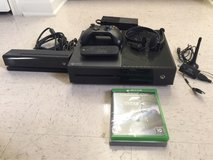 XBOX ONE 1TB with Kinect, media remote and tv tuner in Alamogordo, New Mexico