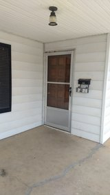 2 bedroom 1 bath, 1 car garage close to ft sill in Lawton, Oklahoma