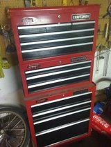 Craftsman tool chest. in Cleveland, Ohio