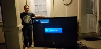 Samsung 71' flat screen dlp 1080p tv in Rolla, Missouri
