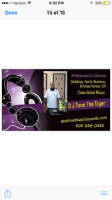 Dj for all your music needs. in Warner Robins, Georgia