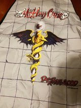 2 Motley Crue Car Seat Covers in Pasadena, Texas