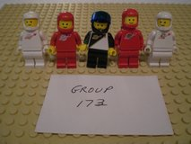 5 Lego Classic Space Minifigs Group 173 in Aurora, Illinois